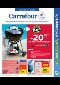 Prospectus Carrefour KORBEEK LO -  BIERBEEK : Tout pour votre jardin