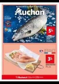 Prospectus Auchan Vélizy : Profitez c'est offert !