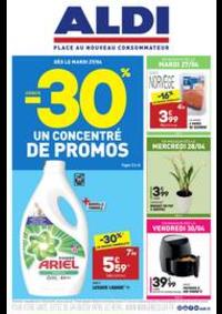 Prospectus Aldi Montataire : Catalogue Aldi