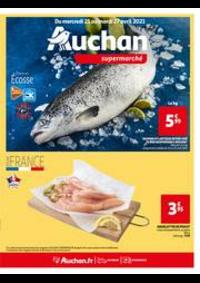 Prospectus Auchan Supermarché Paris 12 Reuilly : Profitez c'est offert !
