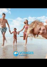 Prospectus E.Leclerc voyages COLOMBES : Vacances d'été