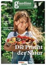 Journaux et magazines Coop Brico+Loisirs : Die Pracht der Natur