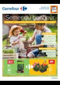 Prospectus Carrefour Drancy : Plein Air Floralies