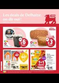 Prospectus AD Delhaize Oostende : Nouveau: Promotion de la semaine