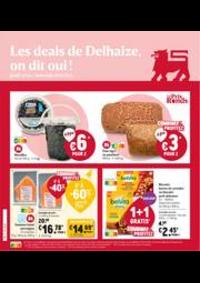 Prospectus AD Delhaize Belgrade : Folder Delhaize