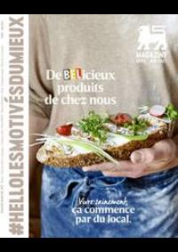 Prospectus Shop'n Go Bouge : Folder Delhaize