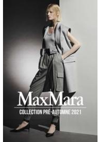 Prospectus Max Mara Paris 7 : Collection Pré-Automne 2021