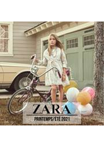 Catalogues et collections ZARA : ZARA ENFANTS Campaign PrintempsÉté 2021