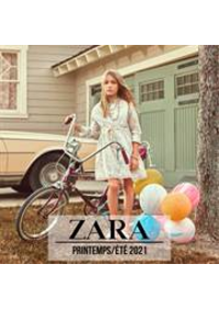 Catalogues et collections ZARA ANDERLECHT Westland Shopping Center : ZARA ENFANTS Campaign PrintempsÉté 2021