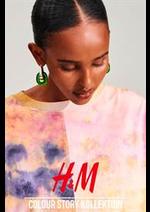 Catalogues et collections H&M : Colour Story Kollektion