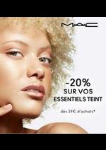 Promos et remises MAC Cosmetics : Bons Plans