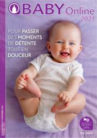 Prospectus Cora ANDERLECHT : Baby