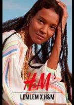 Catalogues et collections H&M : Lemlem x H&M