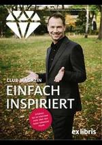 Journaux et magazines Ex Libris : Ex Libris Club-Magazin MaiJuni 2021