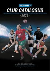 Catalogues et collections DECATHLON CHATELINEAU : Club Catalogus