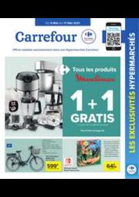 Prospectus Carrefour Market WASMES : folder Carrefour Market