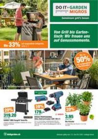 Prospectus Do it + Garden Bern - Marktgasse Fachmarkt : Do it + Garden Aktionsflyer KW19