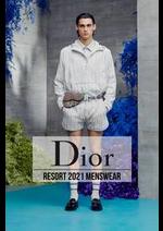 Promos et remises  : Resort 2021 Menswear
