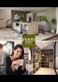 Journaux et magazines Eggo Uccle : Kitchen & House