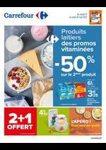 Prospectus Carrefour : Des Promos Vitaminées