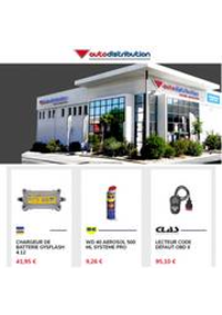 Prospectus auto distribution ANTHY SUR LEMAN : Des offres