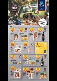 Prospectus Aldi Bern - Eigerstrasse  : BBQ Kalender
