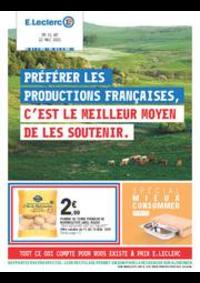 Prospectus E.Leclerc SAINT PARRES AUX TERTRES : Catalogue E.Leclerc