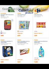 Prospectus Carrefour Drive LIVRY GARGAN : Promotions