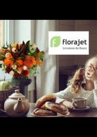 Prospectus Florajet TOURCOING 155 RUE DU PONT DE NEUVILLE : Des fleurs à petits prix