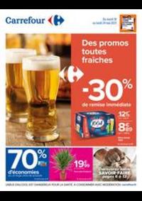 Prospectus Carrefour CHARENTON LE PONT : Des promos toutes fraîches