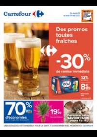 Prospectus Carrefour Drancy : Des promos toutes fraîches