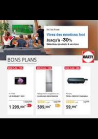 Prospectus DARTY LES HALLES : Bons Plans