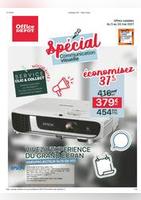 Spécial communication visuelle - Office DEPOT