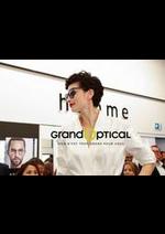 Prospectus Grand Optical : Offre lunettes de soleil -30%