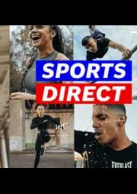 Prospectus Sports Direct BAGNOLET : Nouveautés