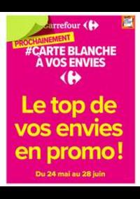 Prospectus Carrefour CHARENTON LE PONT : Le top de vos envies en promo