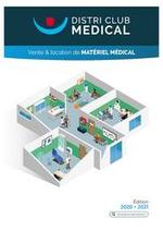 Prospectus Distri Club Medical : Catalogue pour les Professionnels