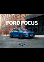 Prospectus Ford : Nouvelle Focus