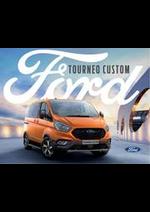 Promos et remises  : Nouveau Tourneo Custom