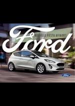 Promos et remises  : Fiesta Van