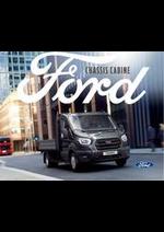 Promos et remises  : New Transit Chassis Cab