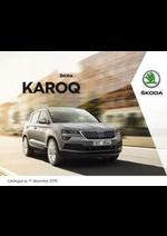 Promos et remises  : Catalogue KAROQ