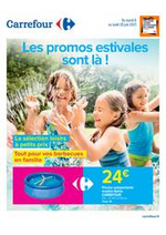 Prospectus Carrefour : Les promos estivales sont là !