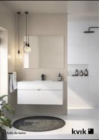 Prospectus Kvik ALOST : Salle de bains
