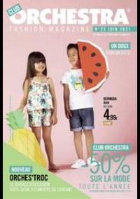 Prospectus Orchestra TUBIZE : Fashion Magazine