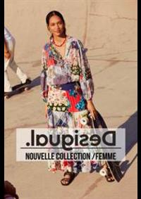 Prospectus Desigual Bruxelles La Toison d'Or : Nouvelle Collection / Femme
