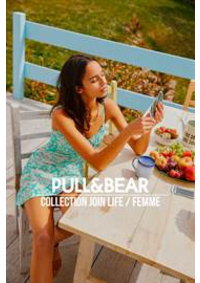 Catalogues et collections Pull & Bear Bruxelles - Rue Neuve  : Collection Join Life  Femme