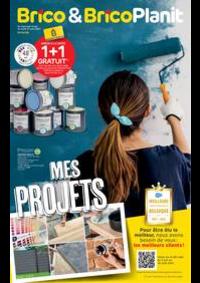 Prospectus Brico Plan-it Bruxelles : Mes Projects