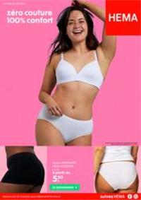 Prospectus Hema HAL : Zero Couture 100% Confort