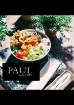 Prospectus Paul : Nouveautés